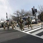अमेरिकी राष्ट्रपति जो बिडेन के शपथ ग्रहण समारोह में तैनात रहे 150 से 200 नेशनल गार्ड सैनिक कोरोना संक्रमित