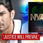 सुशांत सुसाइड पर बनी फिल्म 'न्याय' की शूटिंग पूरी
