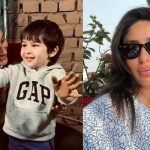 Kareena Kapoor ने वुमेन्स डे पर दिखाई बेटे की पहली झलक