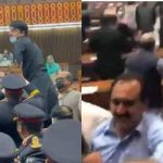 Pakistan parliament turns into a battlefield as MPs abuse, fight each other