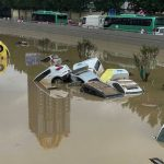 China floods: China has been hit by heavy rains and flooding